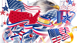 The USA since 1917 timeline