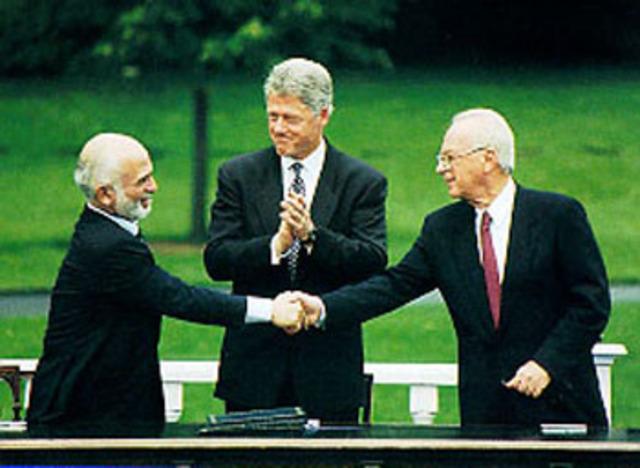Israel-Jordan Peace Treaty