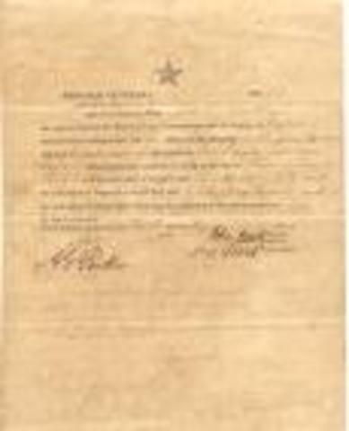 Consultation of 1835