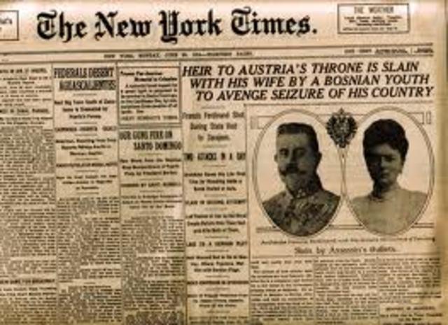 Se funda el New York Times