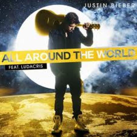 all around the world album