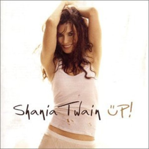 "Shania released the album ""Up"""