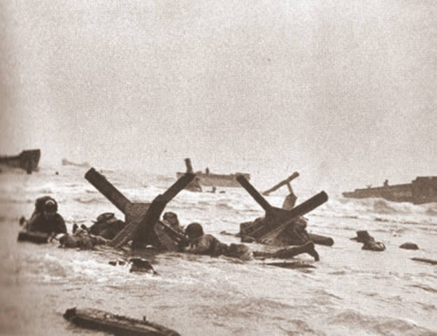 the amphibious invasion of normandy in the second world war Normandy invasion during wwii, the allied invasion of northwest europe  d- day is the largest amphibious invasion in world history.