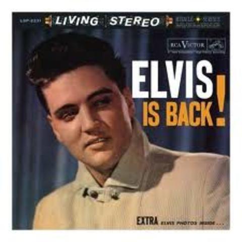 Elvis hits the scene