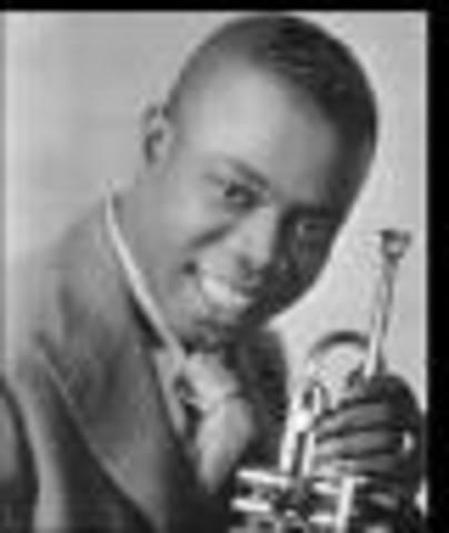 Louis Armstrong Dies