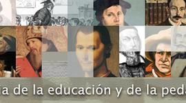 Historia de la educacion y la pedagogia timeline