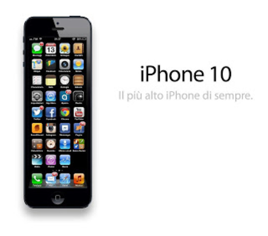 On October 11 2050 Apple Brought Back The IPhone Came In A Stunning Way With 10 Returned To After Making