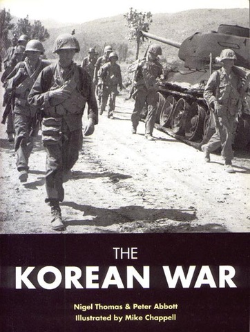 The first day of the korean war