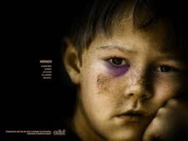 sindrome del niño golpeado