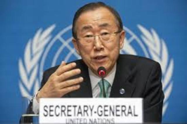 secretario de las naciones unidas