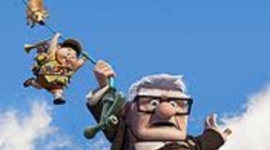 timeline for up the movie.