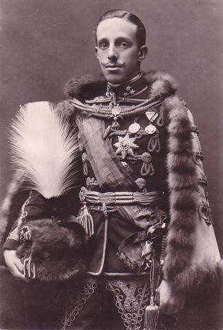 Exili d'Alfons XIII