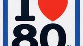 Música de los 80 timeline