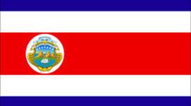 Costa Rica  timeline