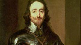 King Charles I timeline