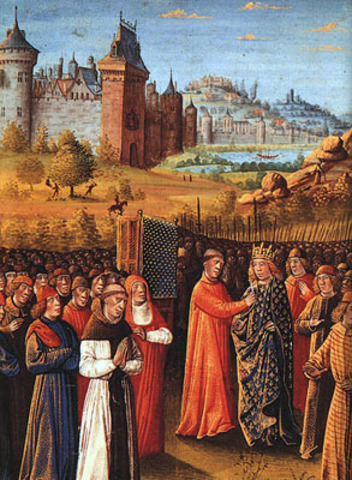 End of Second Crusade