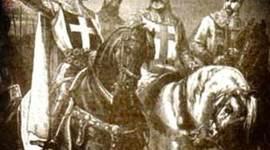 The Crusades 1-4 timeline