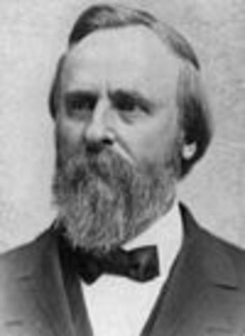 Rutherford B. Hayes 19th