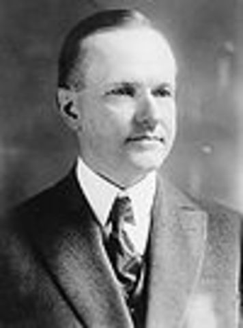 Calvin Coolidge 30th