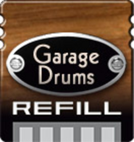 Garage Drums refill release