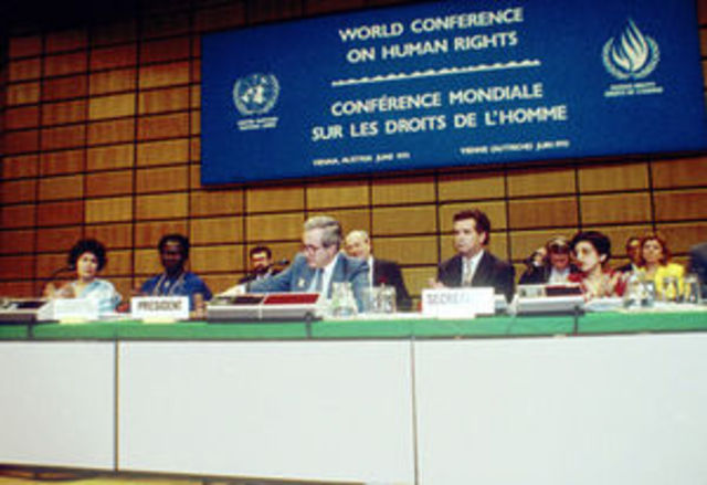 Vienna World Conference on Human Rights
