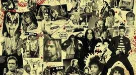 Rock Music C timeline
