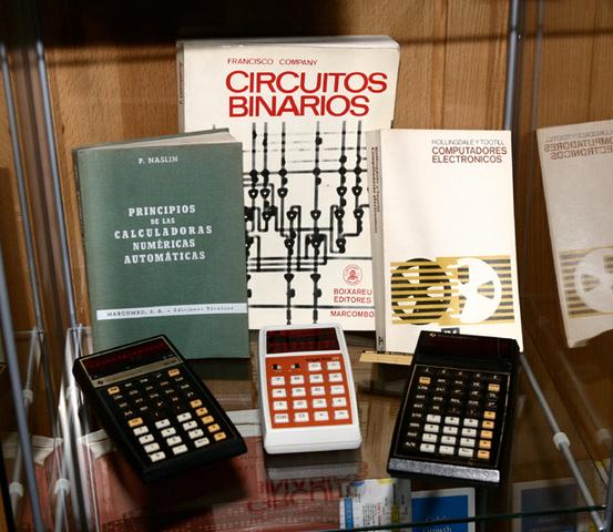 CALCULADORAS ELECTRONICAS 2