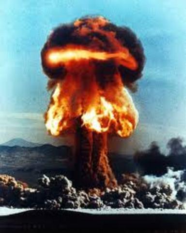 500th nuclear explosian