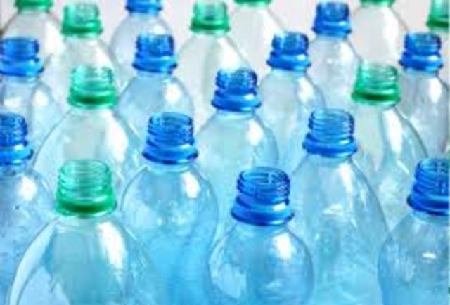 Plastic Bottles - Date unknown