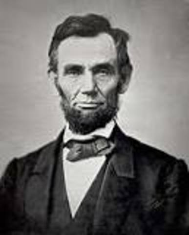 Abraham Lincoln(Second Term)