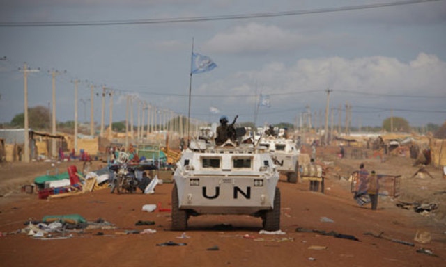 UNMIS (United Nations Mission in the Sudan