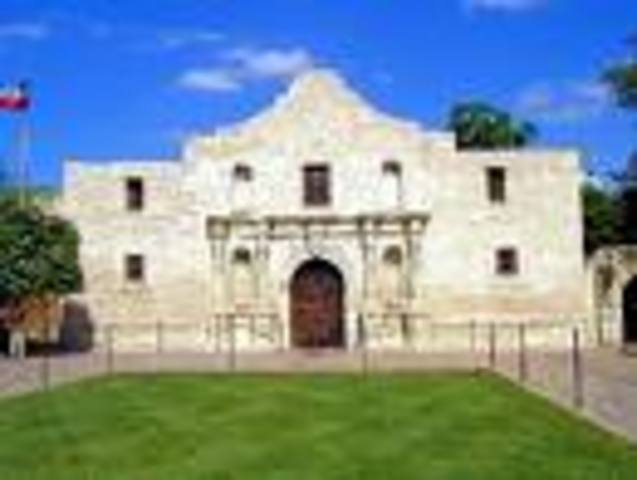 Seige of the Alamo