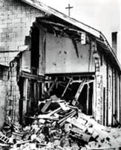 The 16th Street Baptist Church bombing