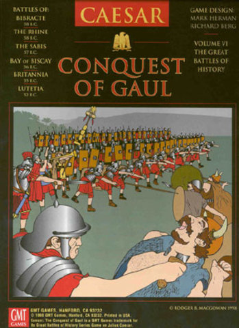 Caesar Takes Control of Gaul (click to see when)