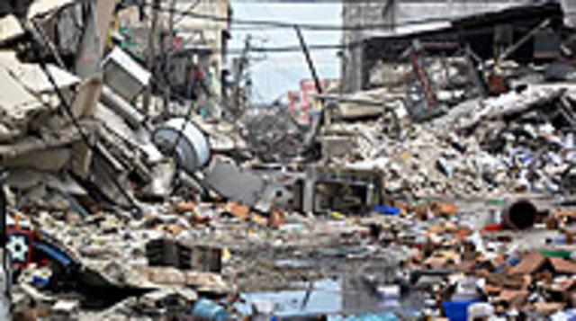A devastating 7.0-magnitude earthquake hits Haiti