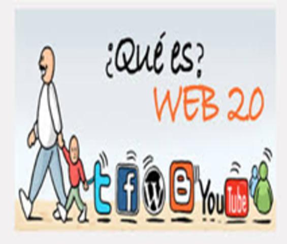 Popularización de la Web 2.0