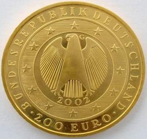 Euro Enters Circulation