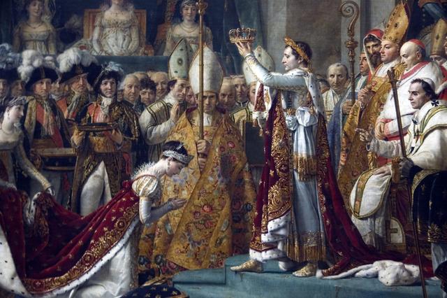 Napolean Crowned Emperor