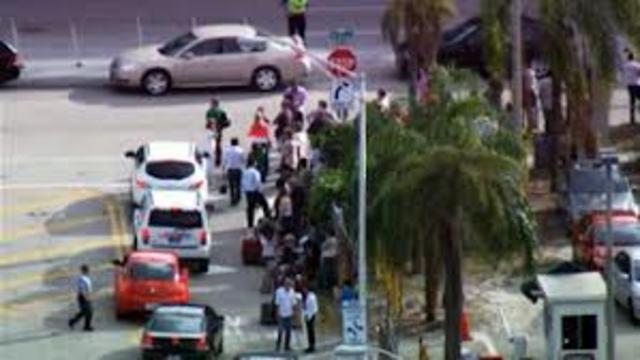 miami is evacuated