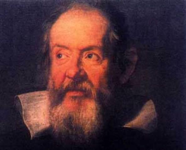 Galileo dies