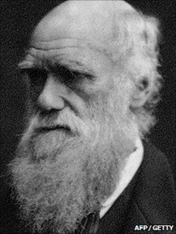 Darwin dies