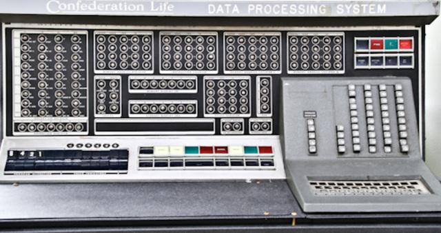 Introducción de IBM 705