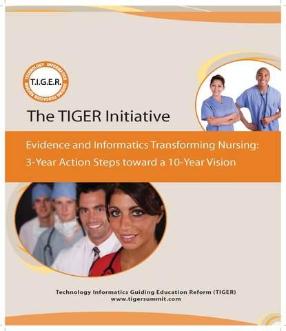 Technology Informatics Guiding Educational Reform (TIGER)