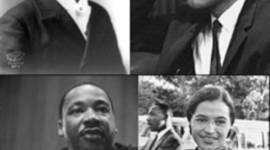 Violence and Civil Rights Movement timeline