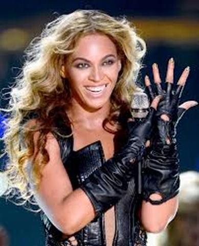 Concierto Super Bowl Beyonce
