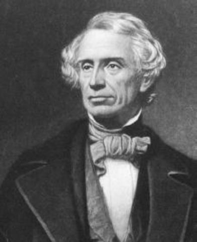 Birth of Samuel Morse