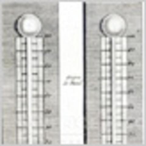 Daniel Fahrenheit invents the thermometric scale