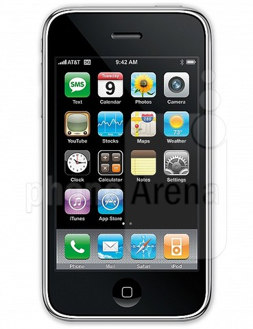 iPhone 3G Officially Announced