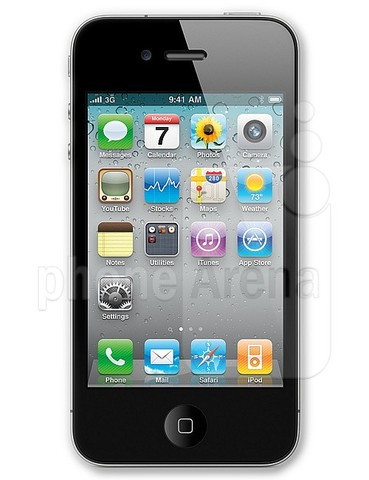 iPhone 4 Officially Announced