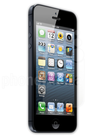 iPhone 5 Officially Announced